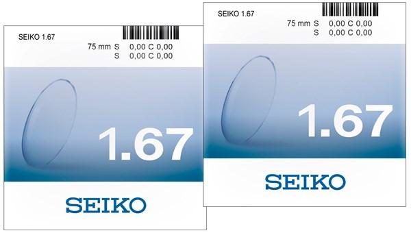 SEIKO 1.67 СС очковые линзы - Интернет магазин оптики. OpticBox