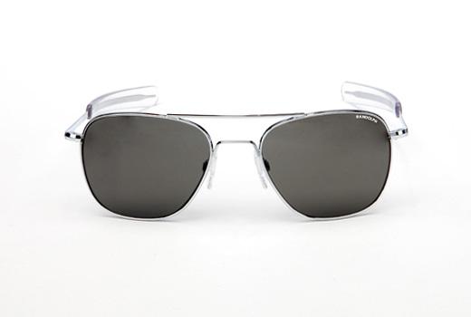 Овал лица и очки солнцезащитные