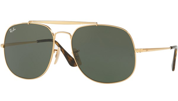 bcb1b029e396 Солнцезащитные очки Ray-Ban 3561 001 General - Интернет магазин оптики.  OpticBox