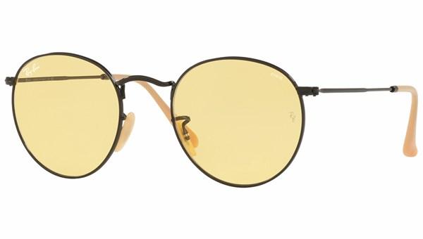 Солнцезащитные очки Ray-Ban 3447 9066 4A Round Evolve - Интернет магазин  оптики. OpticBox bb3ac2b7fa9bc