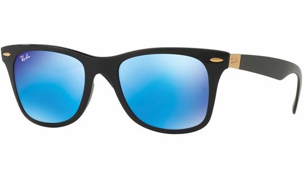 Солнцезащитные очки Ray-Ban 4195 6318 55 Wayfarer Liteforce - Интернет  магазин оптики. OpticBox 7f9eede57ec