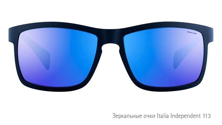bd7e54aec3b4 Синие зеркальные солнцезащитные очки на ваш выбор из актуального ...
